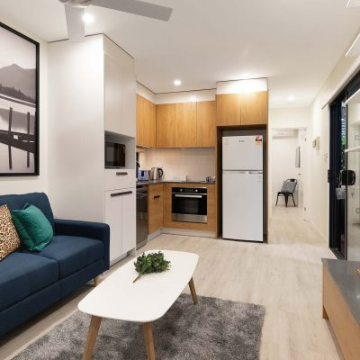 Kerdic Modular Apartments Everton Park and Brisbane City Views ""