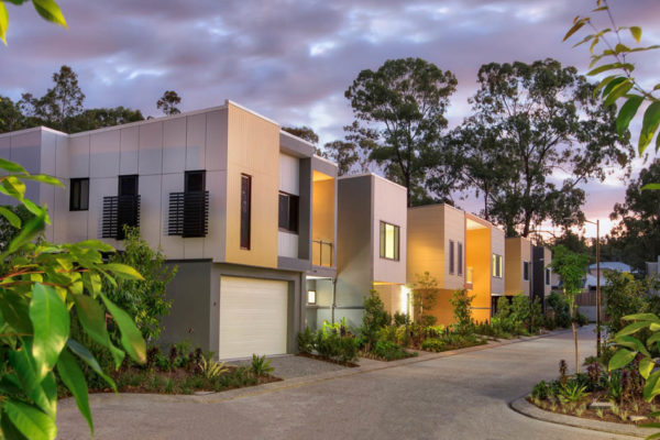 Past Projects - Townhouses